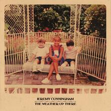 The Weather Up There - CD Audio di Jeremy Cunningham