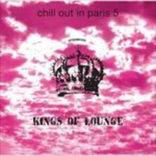 Chillout in Paris 5 - CD Audio