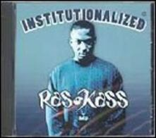 Institutionalized - CD Audio di Ras Kass