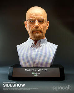 Breaking Bad Walter White Life Size Bust