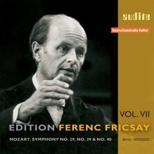Sinfonie n.29, n.39, n.40 - CD Audio di Wolfgang Amadeus Mozart