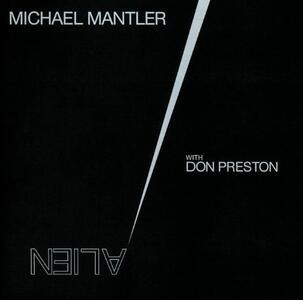 Alien - Vinile LP di Michael Mantler