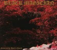 Nature Is the Devil's Church - CD Audio di Black Magician