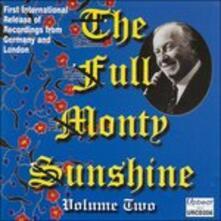 Full Monty Sunshine vol.2 - CD Audio di Monty Sunshine