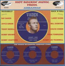 Hot Rockin. Music from Arkansas - CD Audio