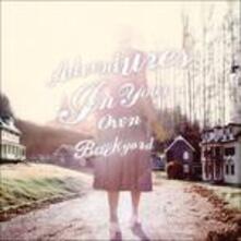 Adventures in Your Own Backyard - CD Audio di Patrick Watson