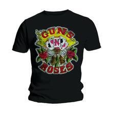 T-Shirt Unisex Tg. 3XL Guns N' Roses. Cards