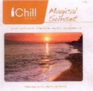 CD Magical Sunset (I Chill Music)