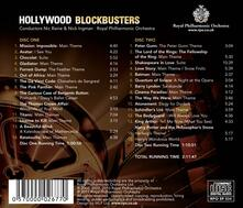 Hollywood Blockbusters - CD Audio di Royal Philharmonic Orchestra