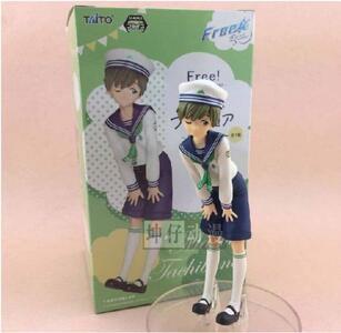 Free! Eternal Summer. Makoto Tachibana Childhood Version Pm Figure (Altezza 15 Cm) - 2