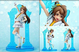 Giocattolo Super Premium Figure Love Live! School Idol Project Kotori Minami Snow Halation Sega 0