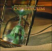 Continuum - CD Audio di Jon Jenkins