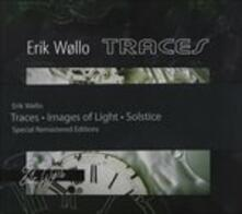 Traces - CD Audio di Erik Wollo