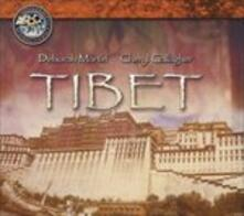 Tibet - CD Audio di Deborah Martin,Cheryl Gallagher