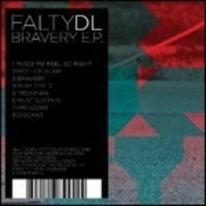 Bravery - Vinile LP di Falty Dl