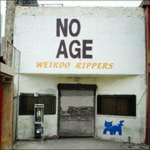 Weirdo Rippers - Vinile LP di No Age