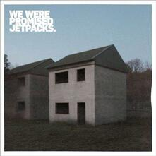 These Four Walls - CD Audio di We Were Promised Jetpacks