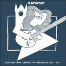 Temporary Selections - CD Audio