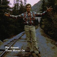 Time Moved on - CD Audio di Pat Ament