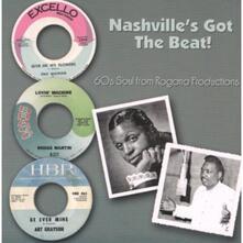 Nashville's Got the Beat - CD Audio