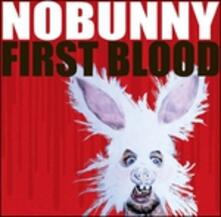 First Blood - CD Audio di Nobunny