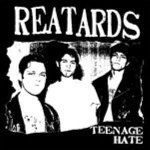 Teenage Hate - Fuck Elvis Here's the Reatards - Vinile LP di Reatards