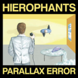 Parallax Error - Vinile LP di Hierophants
