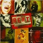 Cover CD Colonna sonora Rent