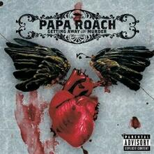 Getting Away with Murder - CD Audio di Papa Roach