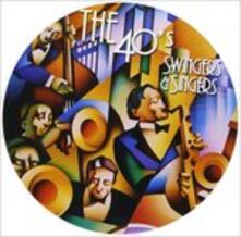 Swingers & Singers the 40 - CD Audio