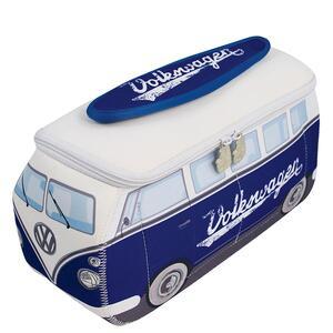 Borsa Per Bucato Vw Collection. Blue Camper