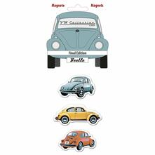 Set 3 Magneti Vw Collection Beetle