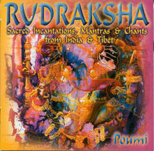 Rudraksha - CD Audio di Poumi