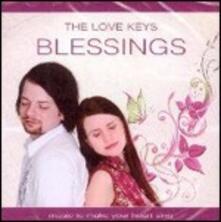 Blessings - CD Audio di Love Keys