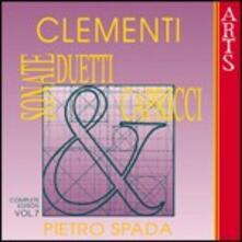 Musica per pianoforte vol.7 - CD Audio di Muzio Clementi,Pietro Spada