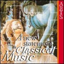 Arts Sampler - CD Audio