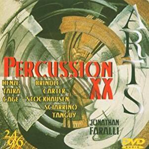 Percussion XX (DVD) - DVD