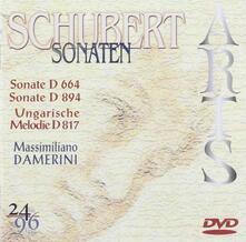 Sonate per pianoforte (DVD) - DVD