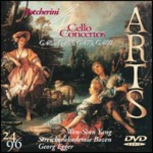 Concerto per violoncello n.2, n.3, n.9, n.10 (DVD) - DVD