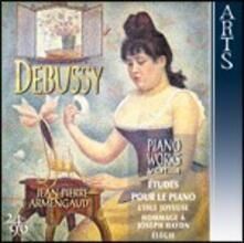 Opere per pianoforte vol.4 - CD Audio di Claude Debussy,Jean-Pierre Armengaud
