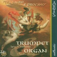 Trumphet & Organ - CD Audio