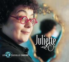 Les 50 Plus Belles Chanso - CD Audio di Juliette