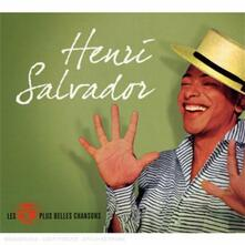 Les 50 Plus Belles - CD Audio di Henri Salvador