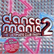 Dance Mania 2 - CD Audio