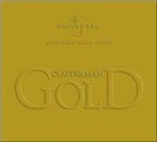 Clayderman Gold - CD Audio di Richard Clayderman