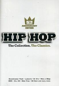 Hip Hop. The Collcetion. The Classics - DVD
