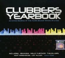 Clubbers Yearbook - CD Audio