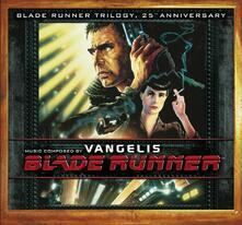 Blade Runner Trilogy (Colonna sonora) - CD Audio di Vangelis