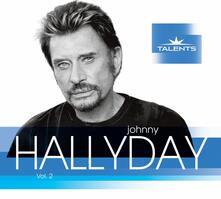 Talents vol.1 - CD Audio di Johnny Hallyday