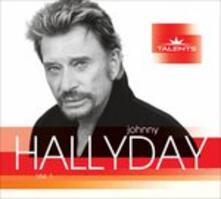 Talents vol.2 - CD Audio di Johnny Hallyday